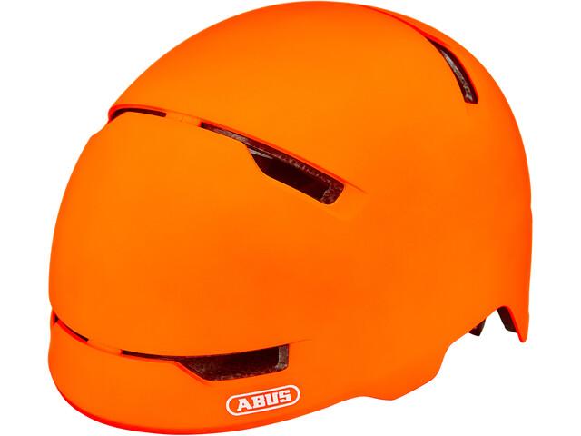 ABUS Scraper 3.0 Helmet sigreenal orange